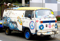 VW - Hippie von reisemonster