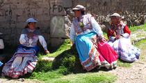 Frauen im ColcaCanyon von reisemonster