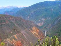 Fernsicht im Canyon von reisemonster