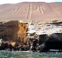 spuren im Sand von reisemonster