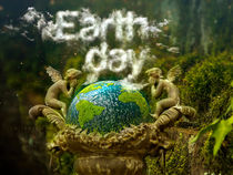 Earth Day 2014 von alfoart