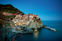 Manarola II by David Pinzer