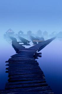 Bootshäuser von David Pinzer