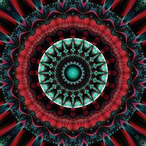 Mandala Perfektion 2 von Christine Bässler