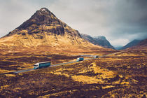 Highland Caravan by David Pinzer