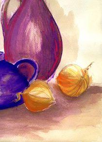 Krüge und zwei Zwiebeln von claudiag