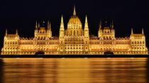 Budapest - Parliament Building by Peter Janowski