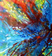 Korallenriff  2014 by Barbara Ast
