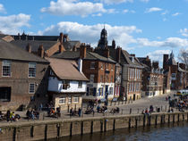 Kings Staith York river ouse by Robert Gipson