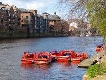 York pleasure boats von Robert Gipson