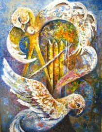 Birdman by crismanart