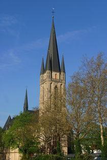 Herz-Jesu-Kirche, Paderborn von Wladimir Zarew