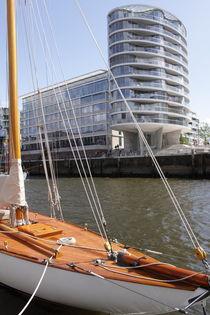 Hamburg, Hafencity - Harbour City von Marc Heiligenstein