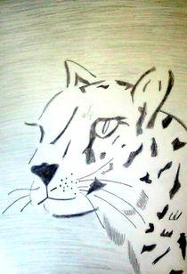 Leopard by nellyart