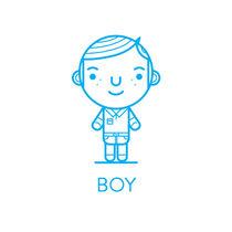 #24 Boy von brownjames