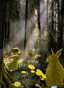 Frohe Ostern!! von Heidi Schmitt-Lermann