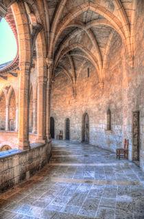 Castell de Bellver in Palma de Mallorca von MaBu Photography