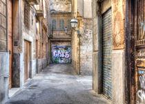 Strassen von Palma de Mallorca - HDR von MaBu Photography