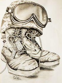 Freedom's Sacrifice von jfantasma-artistry