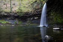 Welsh Falls von Dan Davidson
