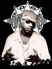 Guru // Gangstarr von freeyourart