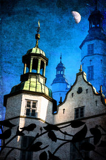 Das Schloss - wie gemalt by freedom-of-art