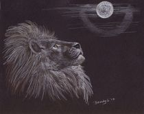 Leo Moon by Brandy House