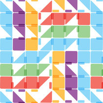 BP Pattern 3 Triangles and Squares  by brownjames