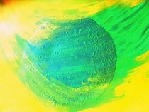 Erde im Farbenspiel von Sarah Ziegler