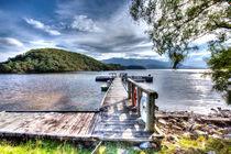 Loch Morar, Scotland by gainsborough-park-photography