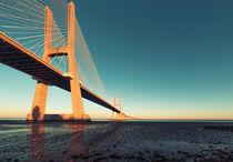 Vasgo da Gama Brücke von David Pinzer