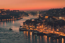 Porto, Blue Hour by David Pinzer