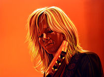 Ilse DeLange painting by Paul Meijering