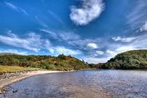 Bun an Loin, Loch Morar by gainsborough-park-photography