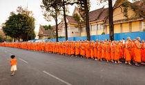 Cambodia commemorating King Sihanouk I by Tom Hanslien