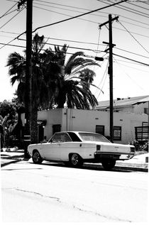 1969 Dodge Dart in Normal Heights, San Diego von monkeycrisisonmars