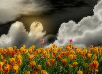 Tip Toe Through the Tulips von CHRISTINE LAKE