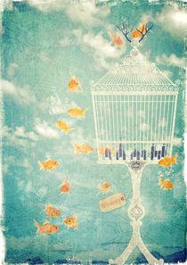 the cage von Sybille Sterk