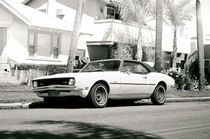 Street side 1968 Chevrolet Camaro 324 in Normal Heights, San Diego California by monkeycrisisonmars
