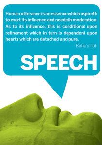 Speech — 1 by Rene Steiner