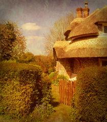 The Cottage Garden. von Heather Goodwin