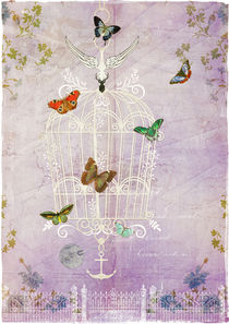 The Cage II - Freedom by Sybille Sterk