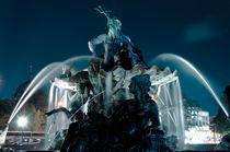 Der Neptunbrunnen in Berlin by MaBu Photography