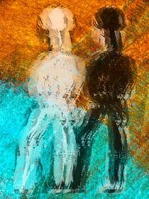 Two friends von Gabi Hampe