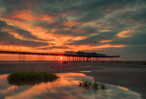 Southport Pier by Roger Green
