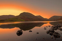 Sunrise at Brothers Water by Roger Green