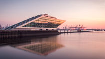 Hamburg Dockland by Tom Mrkl