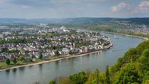 Koblenz-Panorama 60 von Erhard Hess