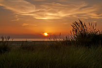 Ainsdale Sunset von Roger Green