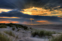 Ainsdale Sunset by Roger Green